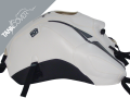 FZ  8 , 2010 - 2016 2010 / 2011 white, deco anthracite, welting tapes black (D)
