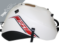 FZ 1 , 2006 - 2013 2012 / 2013 white, deco red & black for COMPETITION WHITE (K)